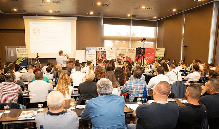 La cuarta edición: BUSINESS SUPPORT MADRID